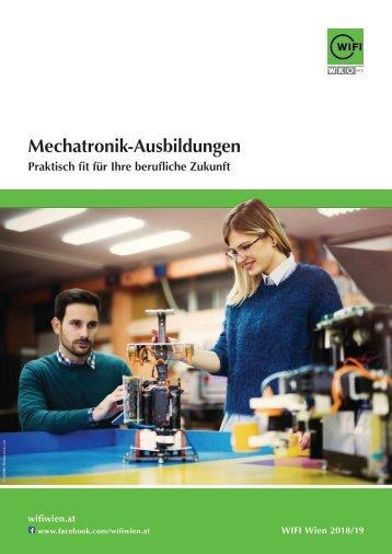 Mechatronik-Ausbildungen am WIFI Wien