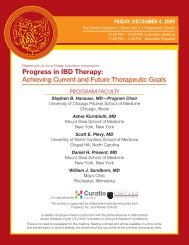 Progress in IBD Therapy Achieving Current and Future Therapeutic Goals