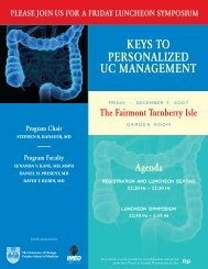 KEYS TO PERSONALIZED UC MANAGEMENT