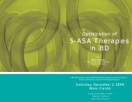 5-ASA Therapies in IBD