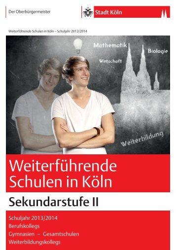 Die JugZ gGmbH geht in die Schule - Bildung.koeln.de - Köln