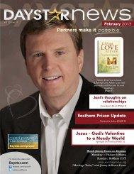 Jesus - God's Valentine to a Needy World