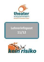 Ballett - Theater Vorpommern