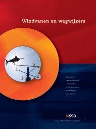Windvanen en wegwijzers