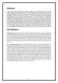 Success and Failure of Political Settlements - Page 5