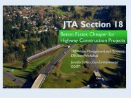 JTA Section 18