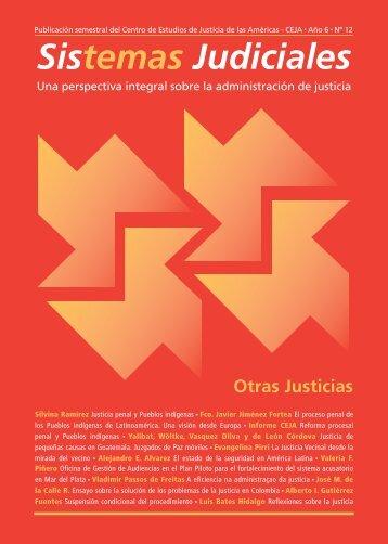 Sistemas Judiciales