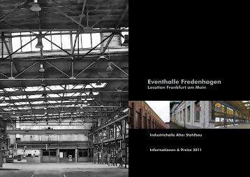Eventhalle Fredenhagen - JeLo Event GmbH