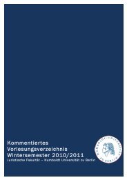 (ZA) Zeitschrift für Jurastudium und Ausbildung - Fachschaftsrat - HU ...
