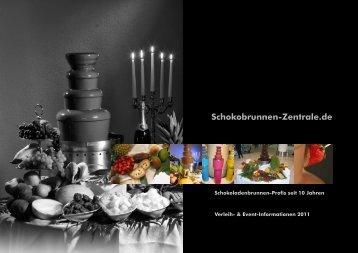 Schokobrunnen-Zentrale.de - JeLo Event GmbH