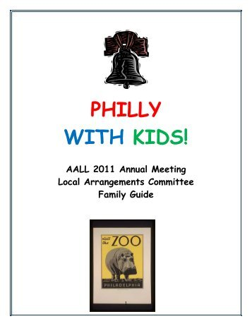 PHILLY WITH KIDS!