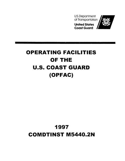 US Coast Guard Station Freeport Miami New York New Orleans Shinnecock Woods Hole