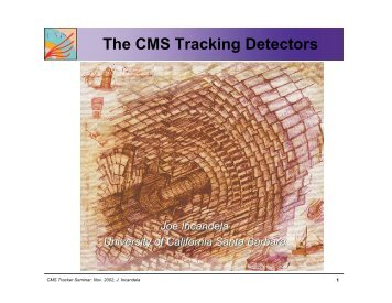 The CMS Tracking Detectors