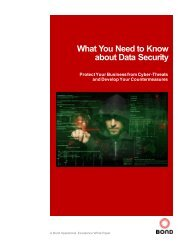 What You Need to Know about Data Security