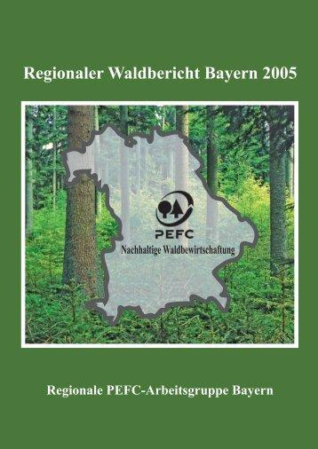 Regionaler Waldbericht Bayern - Bayerische Landesanstalt für Wald ...