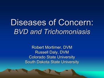 Diseases of Concern