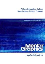 Airflow Simulation Solves Data Centre Cooling Problem