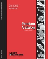 Fleet Engineers Catalog - CCC Parts Company