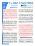 The EBVS NEWSLETTER - ECAR - Page 3