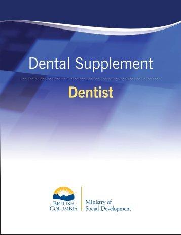 Dental Supplement