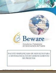 pacote simplificado de serviços para a sistematização do ...