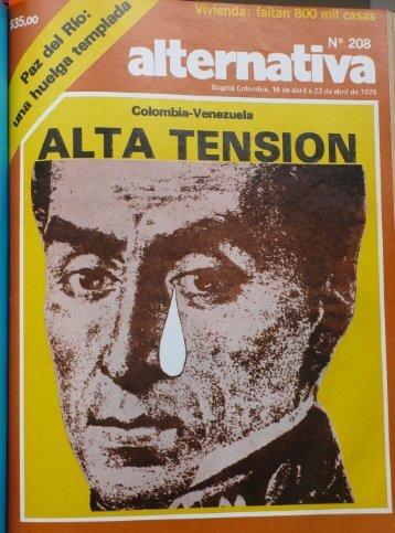 Revista Alternativa N 208