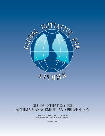 table of contents - Global Initiative for Asthma