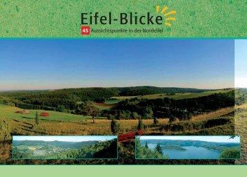 45 Aussichtspunkte in der Nordeifel