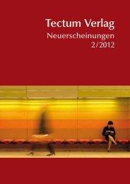 Politikwissenschaft - Tectum Verlag