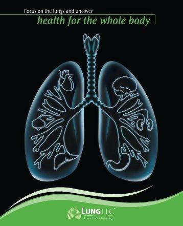 Corporate Brochure (PDF) - Lung LLC