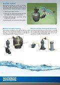 centrifugal pre-filtration www.waterco.com - Page 2