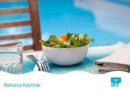 Bahama Keyhole