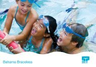Bahama Braceless