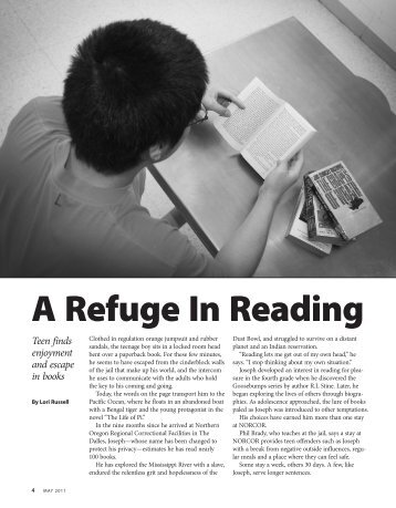 A Refuge In Reading