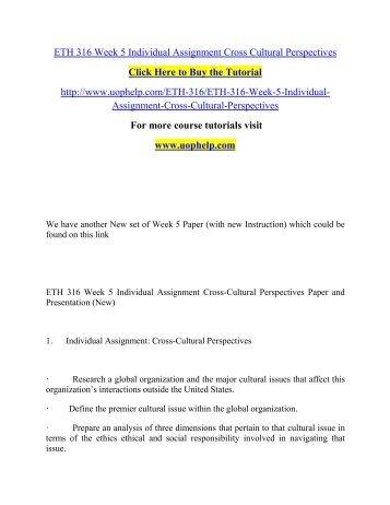 u of p eth 316 ethics essay