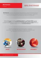 Elementy pasywne GBC Photonics - Page 2
