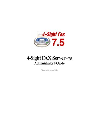 7 free Magazines from 4SIGHTFAX.DE