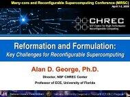 Reformation and Formulation