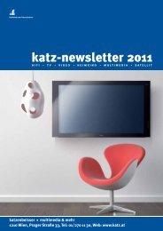 katz-newsletter 2011