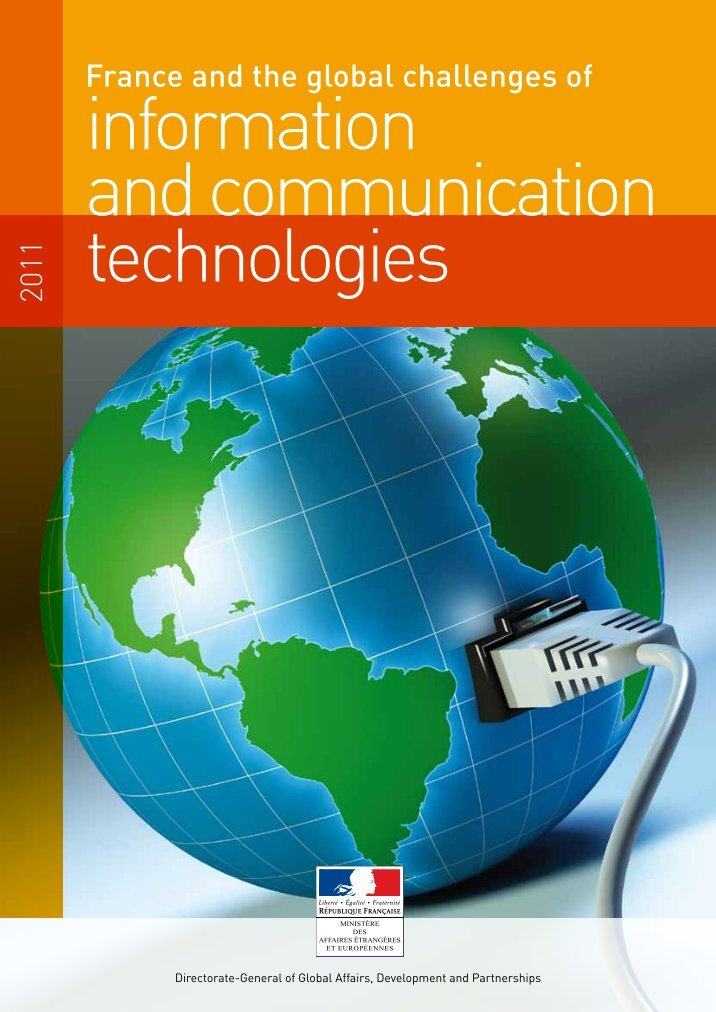 information technology and its importance The importance of information and communications technology information and communications technology (ict) is generally regarded as the overlap of computer information and telecommunications technologies, and their applications.