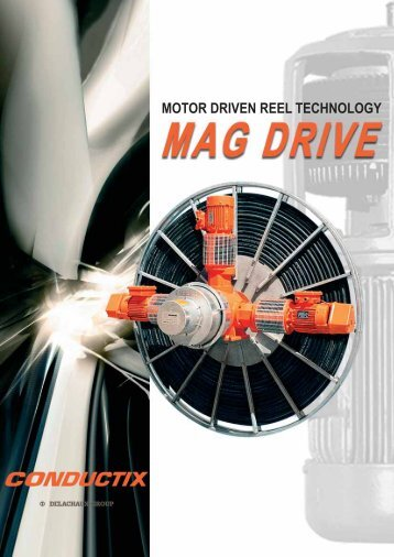 MOTOR DRIVEN REEL TECHNOLOGY - Bestof Kft.