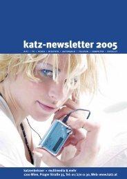katz-newsletter 2005