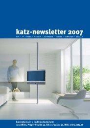 katz-newsletter 2007