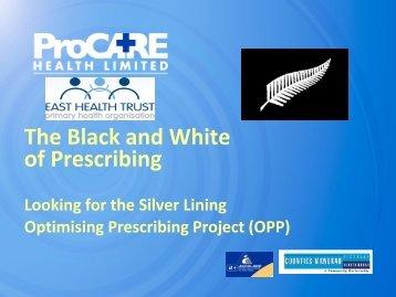 of Prescribing