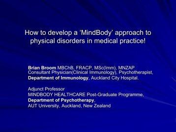 Brian Broom - General Practice New Zealand