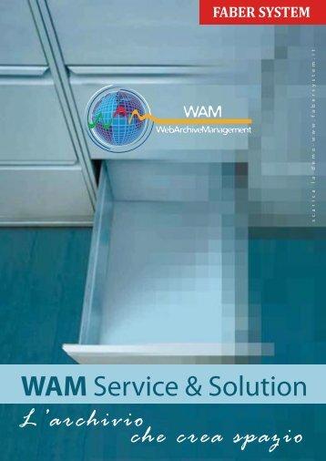 WAM Service & Solution