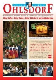 Frohes Weihnachtsfest und ein erfolgreiches ... - SPÖ Ohlsdorf
