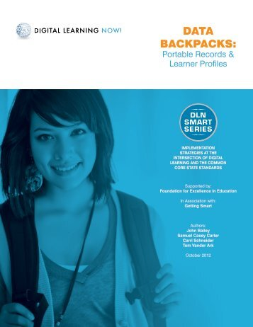 Data Backpacks