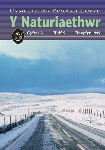 Y Naturiaethwr