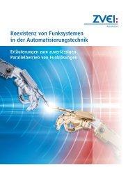 Koexistenz von Funksystemen in der Automatisierungstechnik